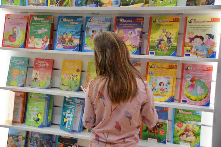 Kinderbücher stöbern