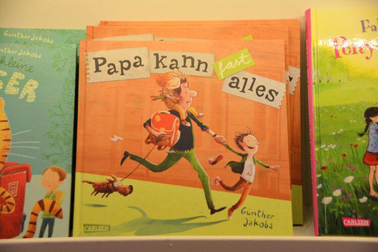 Kinderbuch Papa kann alles