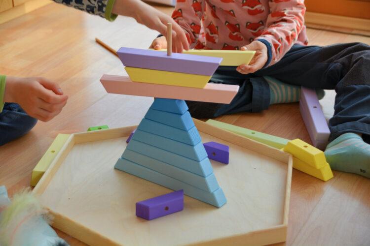 Spielspecht Holzspielzeug Hexitrap