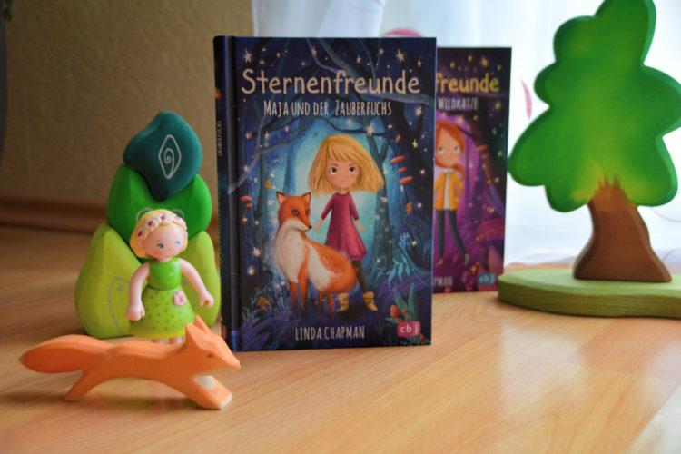 Sternenfreunde Maja Zauberfuchs