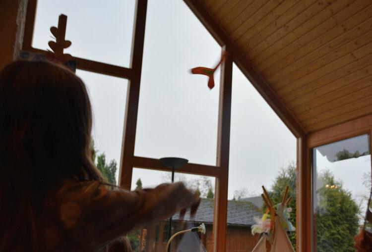 Bumerang für Zuhause