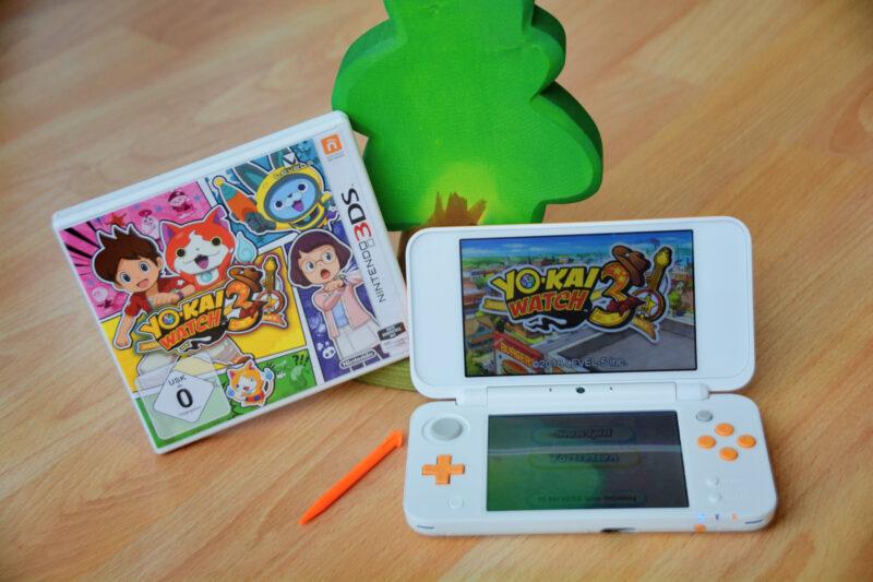 Kreativ-Gewinnspiel: Yo-kai Watch 3 – auf nach St. Peanutsburg und Lenzhausen!