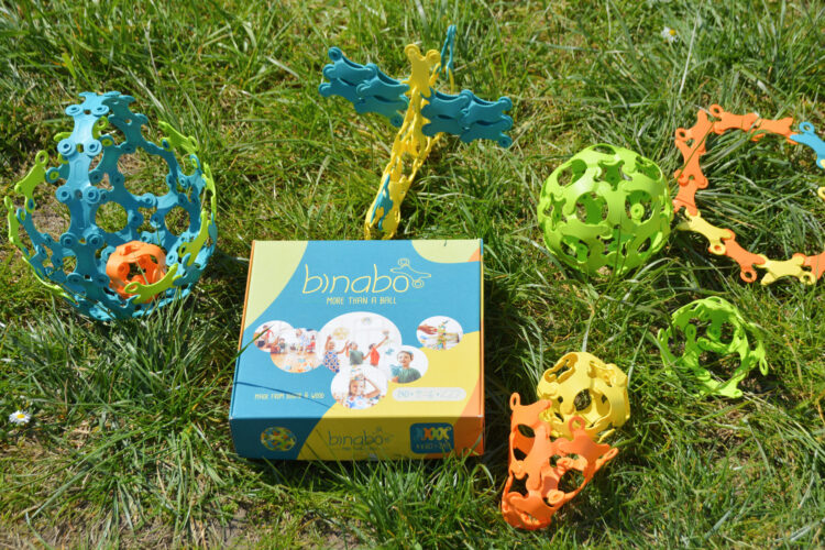 Binabo Tioctoys Konstruktionsspielzeug