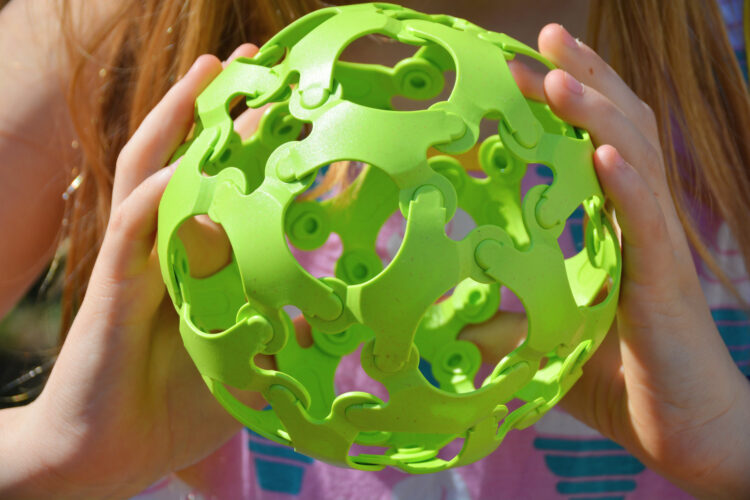 Binabo Spielball von Tictoys