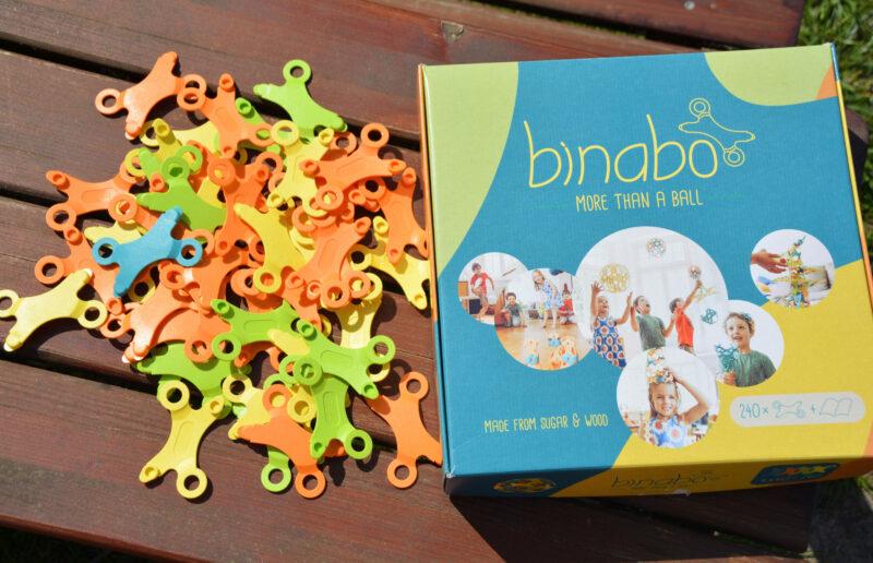 Binabo von TicToys: Kreatives und nachhaltiges Kinderspielzeug zum Stecken und mehr! + Gewinnspiel