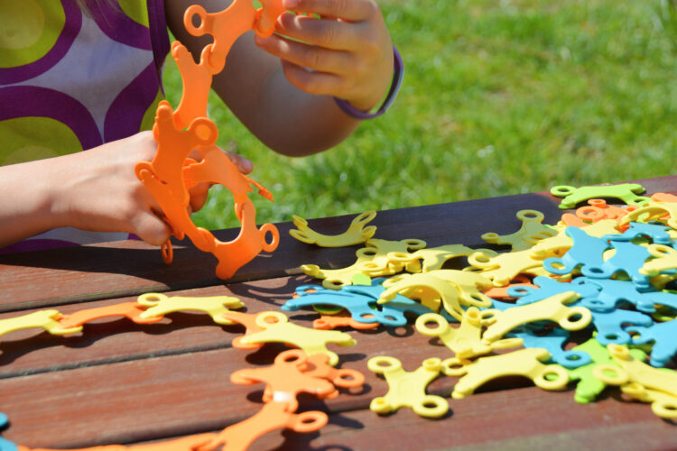 Binabo Steckspielzeug