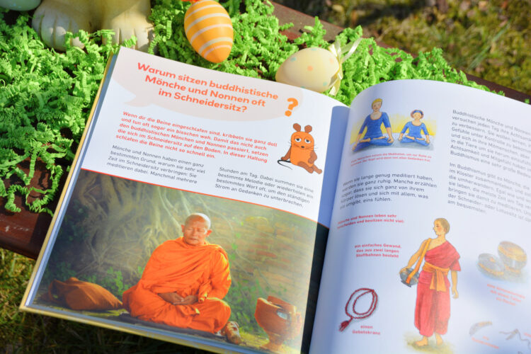 Weltreligionen Kindersachbuch