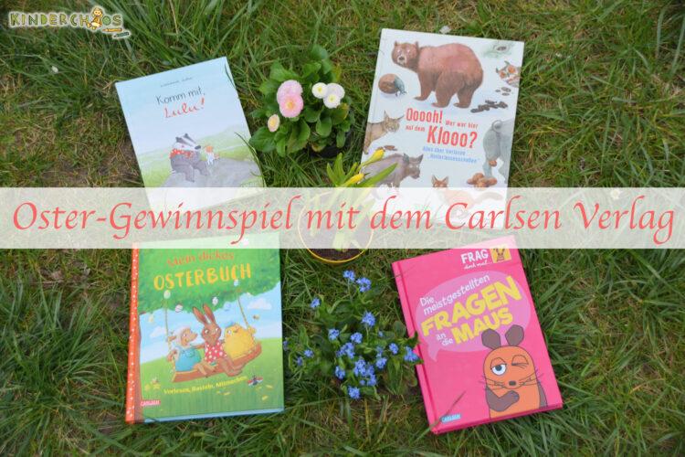 Carlsen Verlag Oster-Gewinnspiel