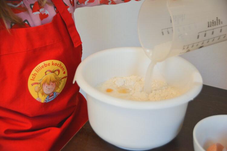 Mit Conni kochen lernen