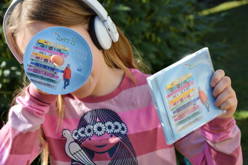 herrH – Wenn ich groß bin: Coole Mucke für Kinderohren!