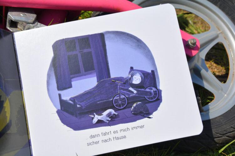 Pappbilderbuch Laufrad