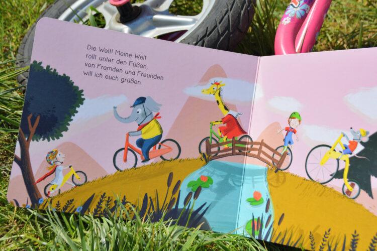 Laufrad und kindliche Fantasie