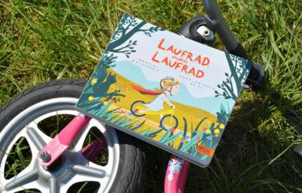 Laufrad, mein Laufrad: Abenteuer auf zwei Rädern!
