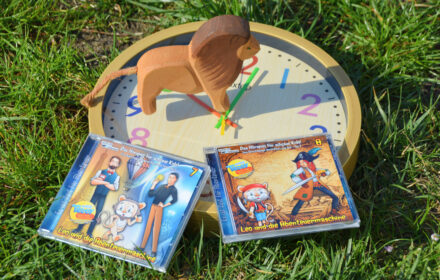 Leo und die Abenteuermaschine: Das Hörspiel für schlaue Kids! + Gewinnspiel
