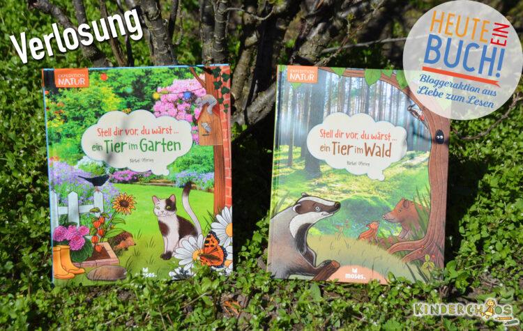 Kinderbücher Verlosung moses. Verlag