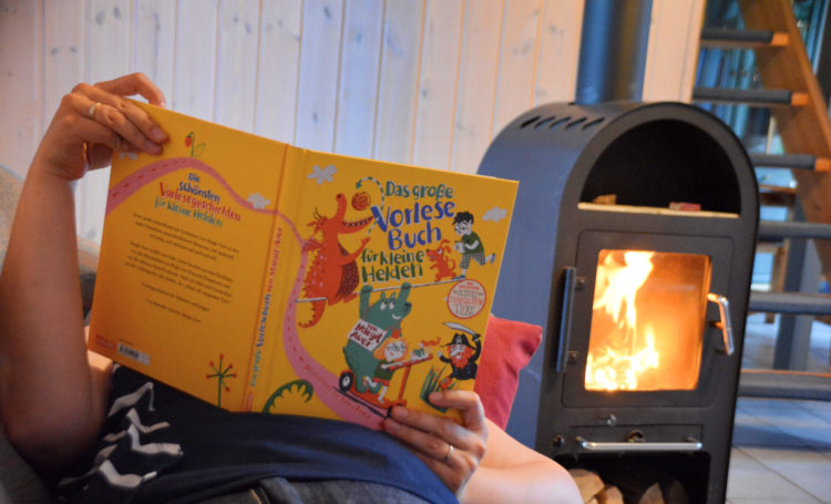 Vorlesebuch für kleine Helden