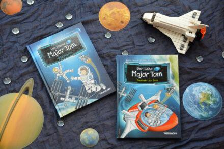 Der kleine Major Tom – Wenn Kinder Interesse am Weltraum zeigen! + Gewinnspiel
