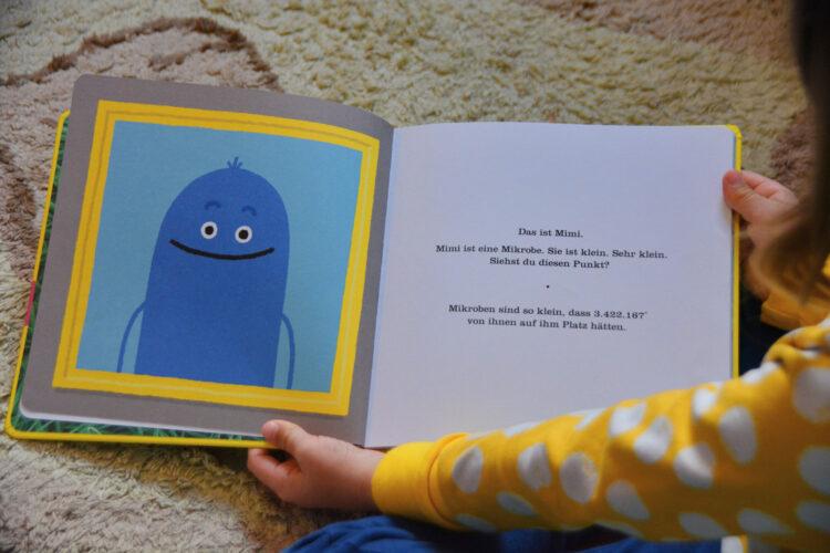 Kinderbuch Mikroben