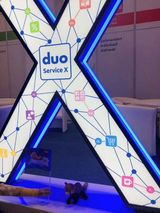 duo Service X