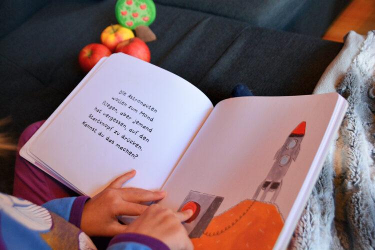 Mitmachbuch für Kinder