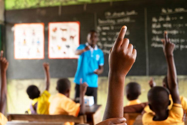 Schule World Vision