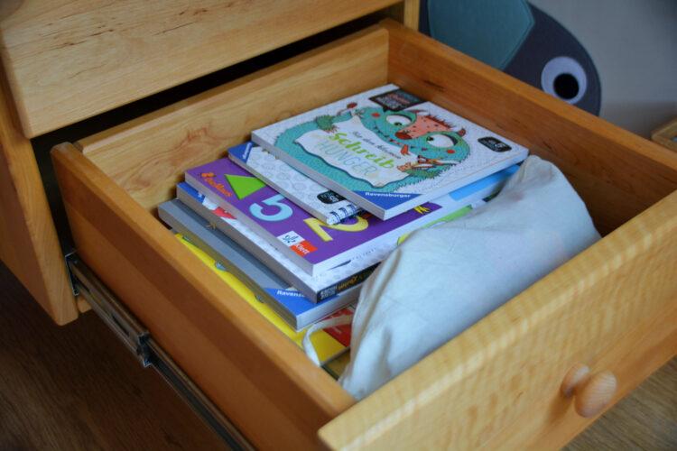 Schublade Schreibtisch Emil Kinder