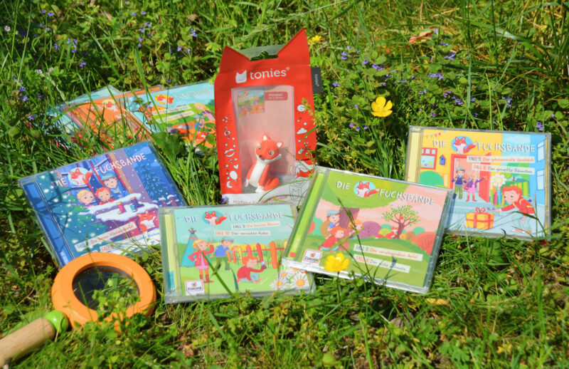 Der Fuchsbande-Familientag: Kleine Detektive des Alltags – Ein Kinderhörspiel erobert unsere Herzen! + Gewinnspiel