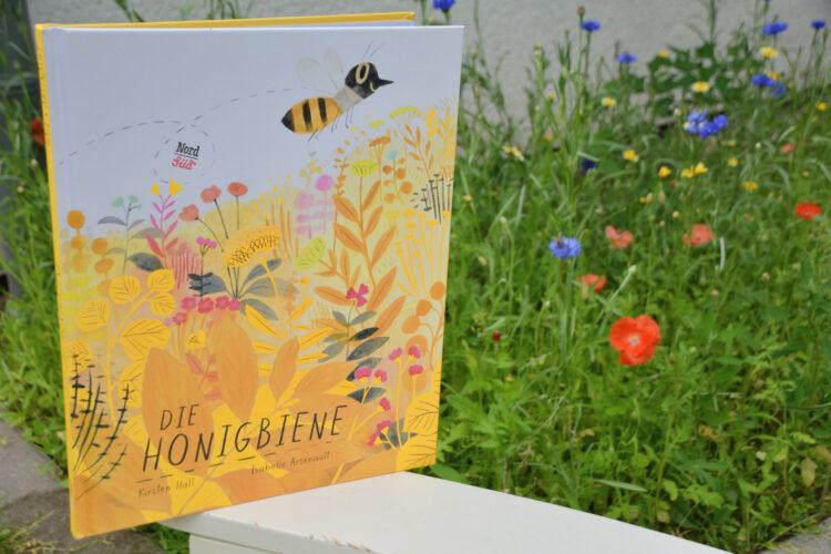 Die Honigbiene Naturbilderbuch