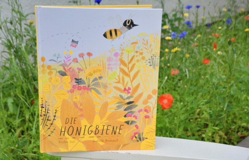 Die Honigbiene: Wie die Biene zu ihrem Honig kommt!
