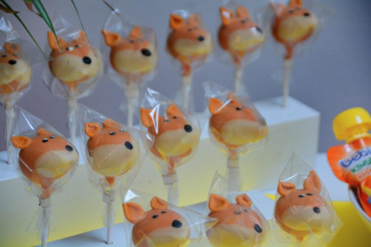 Fuchs-Cakepops