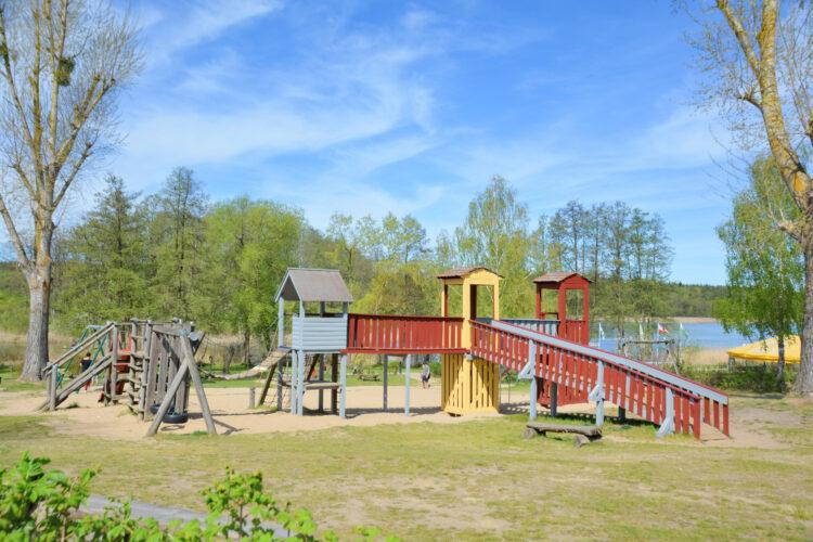 Ferienpark Mirow Abenteuerspielplatz