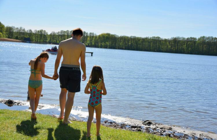 Ansommern im Ferienpark Mirow