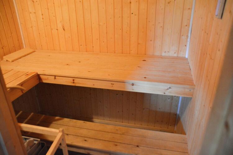 Ferienhaus Wildgans mit Sauna