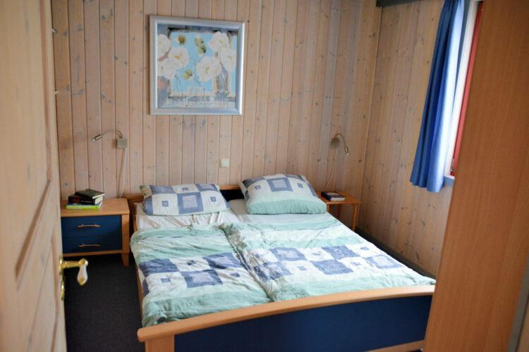 Schlafzimmer Ferienhaus Wildgans