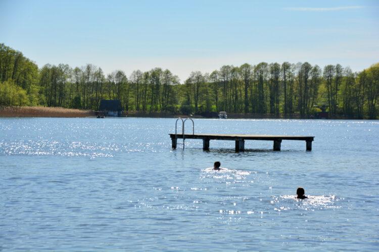 Granzow See Frühling