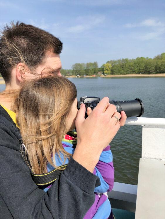 Dampferfahrt mit Foto-Session