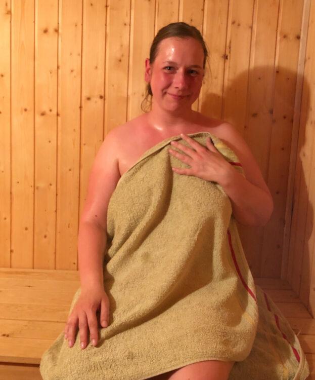 Sauna im Ferienpark Mirow