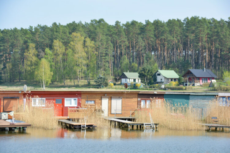 Häuser Mecklenburgische Seenplatte