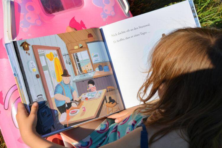 Benji Davies Kinderbuch