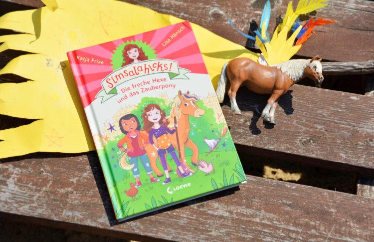 Simsalahicks! Kinderbuch