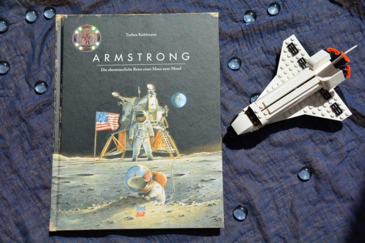 Kinderbuch Armstrong Sonderausgabe