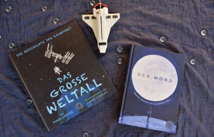 Der Mond: Wir schauen in das große Weltall vom 360 Grad Verlag + Gewinnspiel