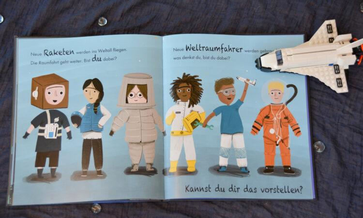 Astronauten gesucht