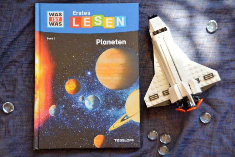 Erstes Lesen: Planeten