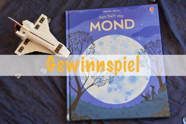 Mein Buch vom Mond Gewinnspiel