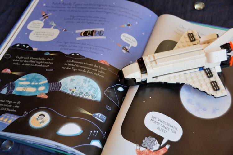 Zukunftspläne auf dem Mond