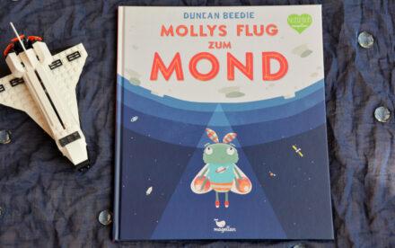 Wir feiern 50 Jahre Mondlandung mit Mollys Flug zum Mond