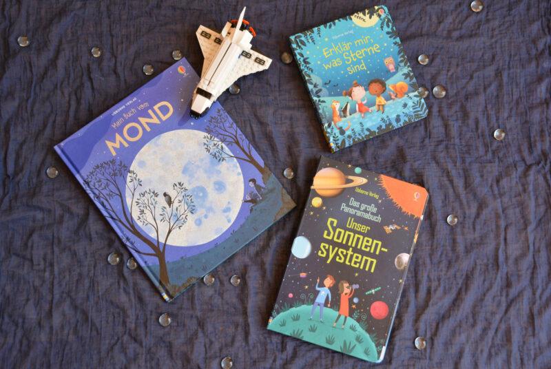Die Sterne, der Mond, das Sonnensystem – der Usborne Verlag erklärt´s! + Gewinnspiel