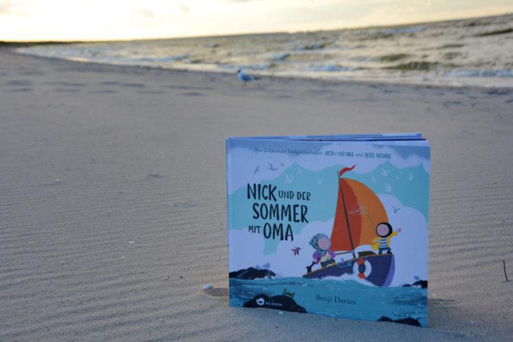 Nick und der Sommer mit Oma