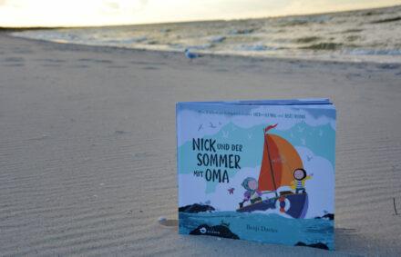 Nick und der Sommer mit Oma – Welch Glück, wenn man so eine Oma hat!